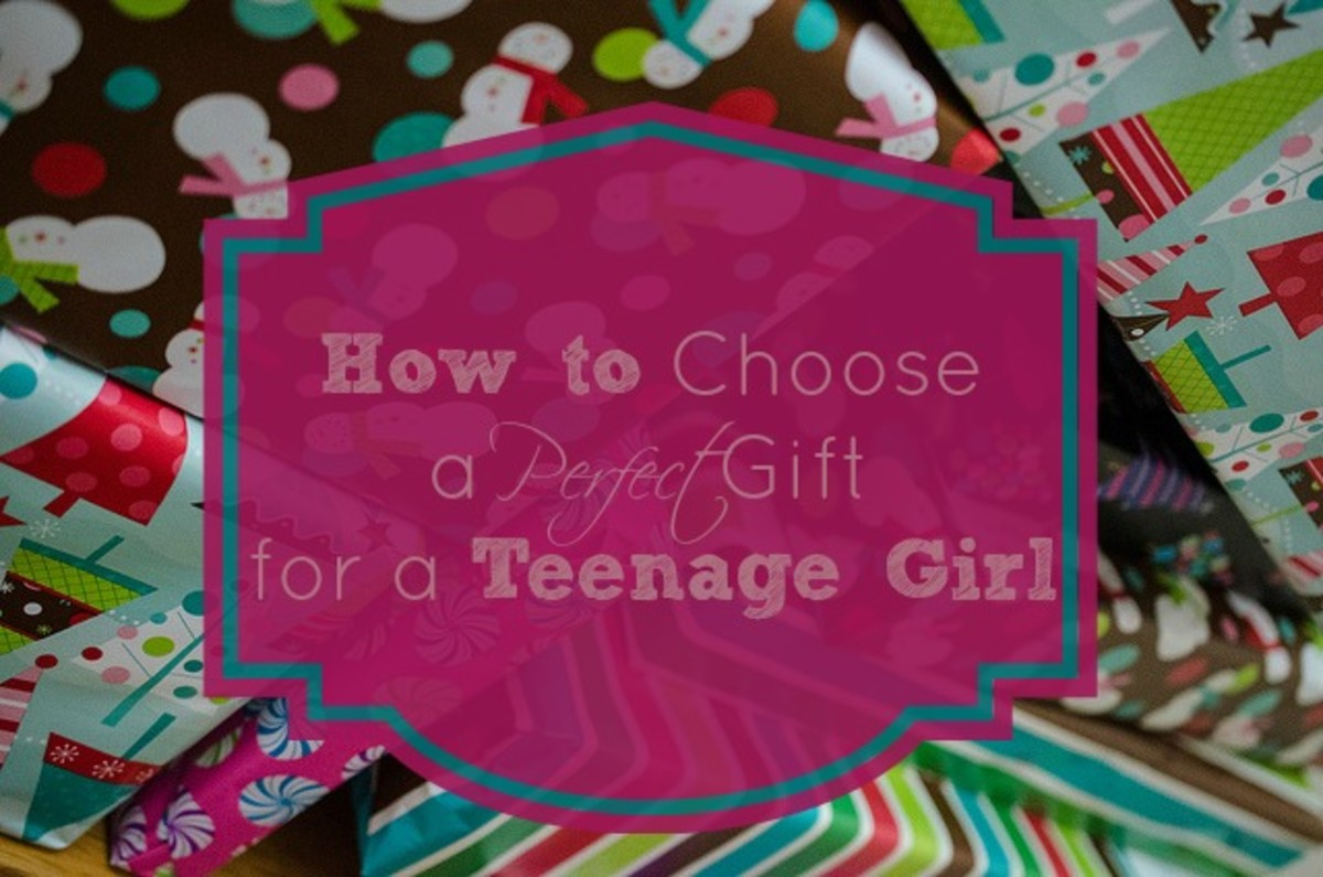 Teen girls wants gifts that stand out as different and unique as they are. Avoid cliches and get her something she really wants this year!