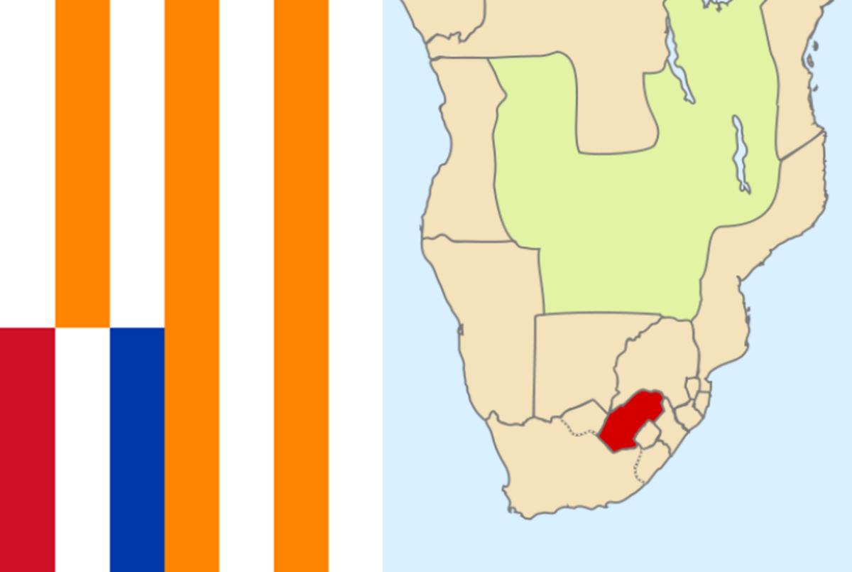 Orange Free State 1854-1902