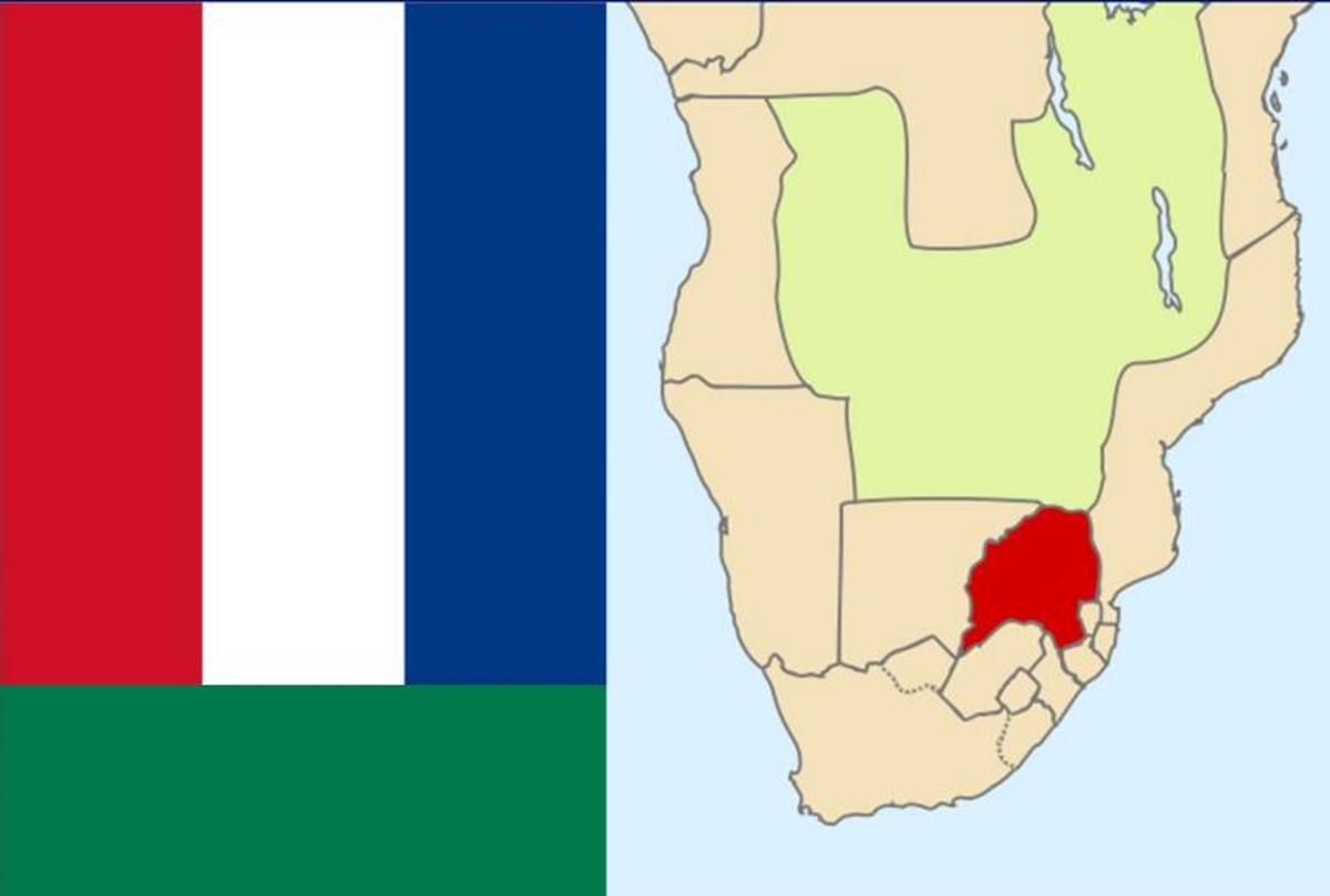 South African Republic (Transvaal) 1852-1902)