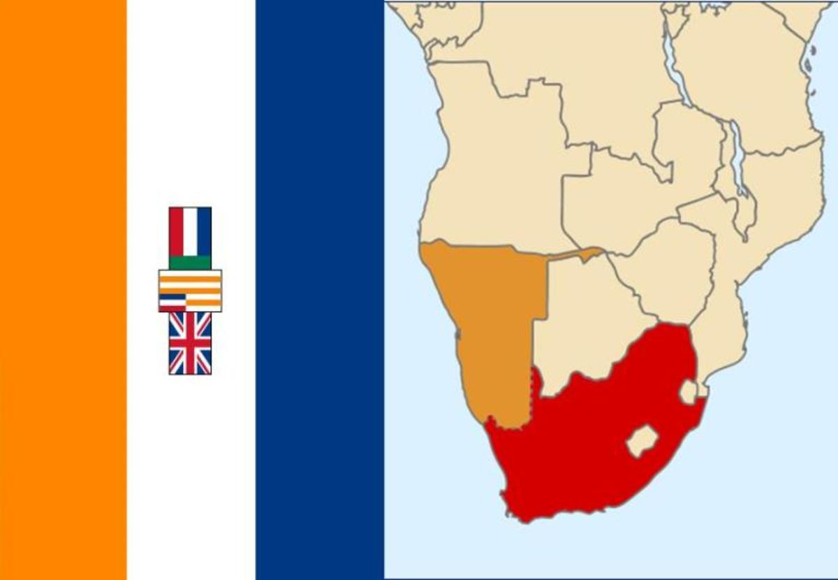 The Union of South Africa (1910-1961)