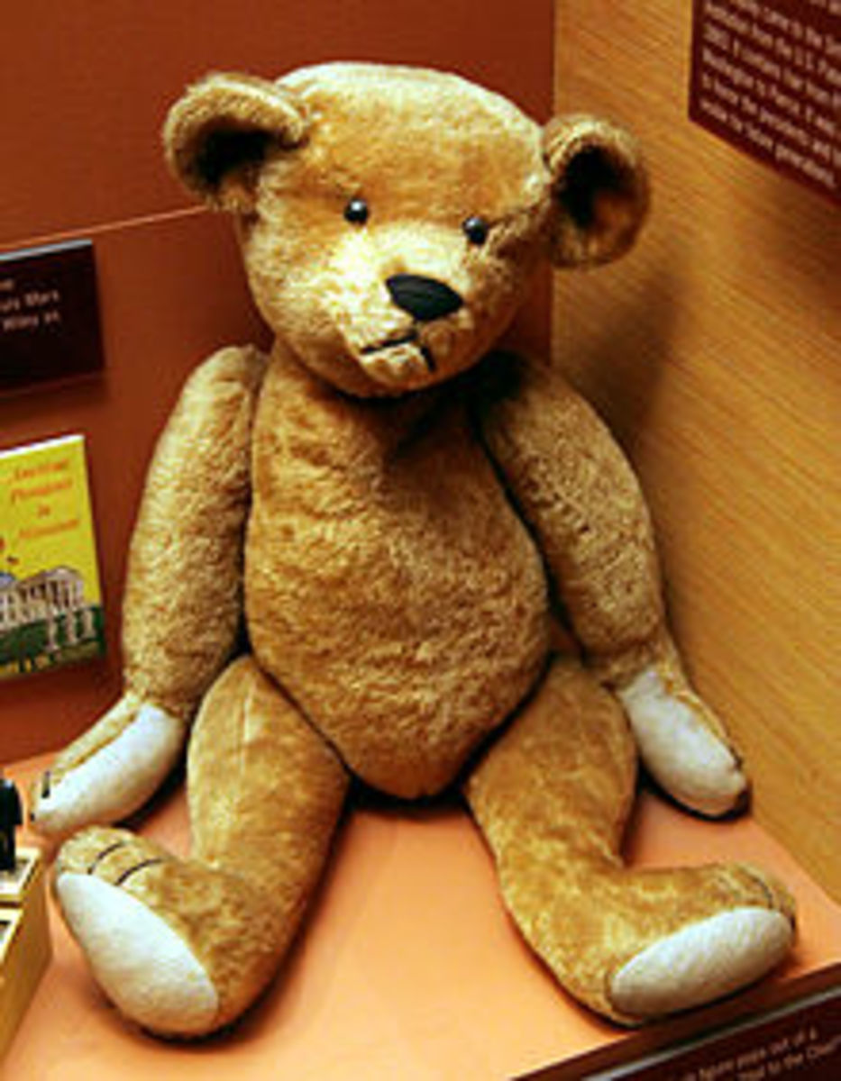 Early 1900s Teddy bear