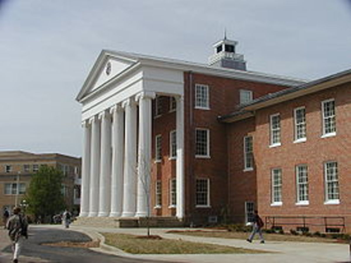 Lyceum of Ole Miss
