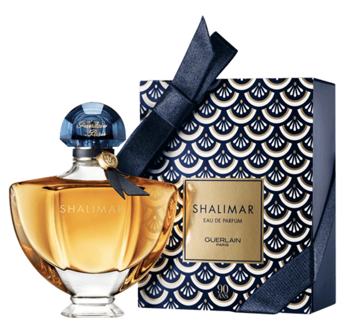 A perfume created in  1925 by Jacques Guerlain, Shalimar  Perfume is the perfect gift for women who love to leave an unforgetable trail behind them.