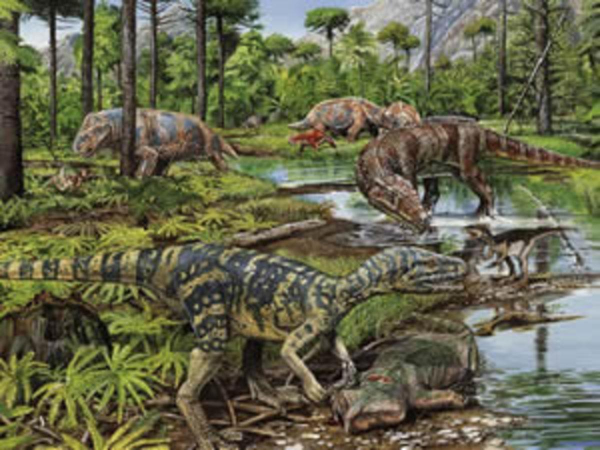 The Triassic Period