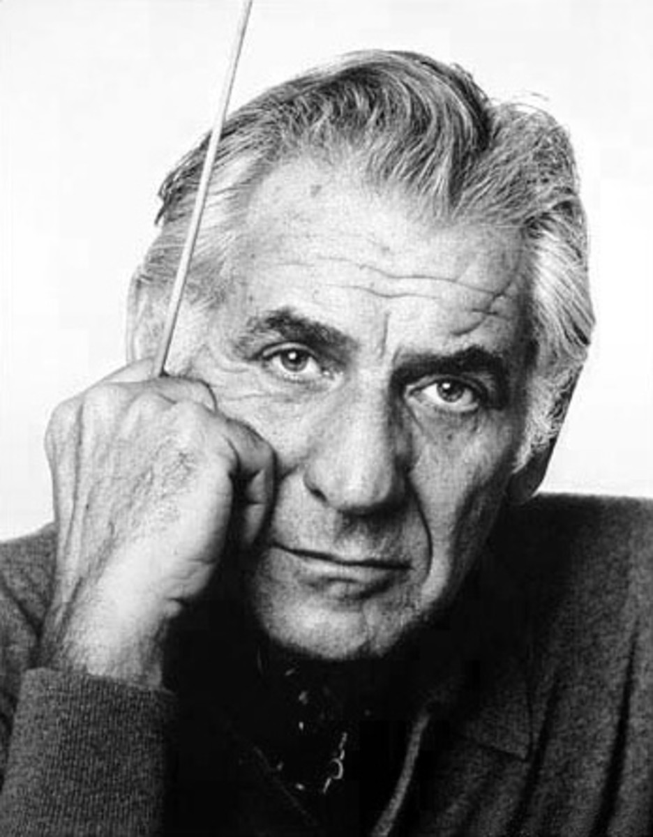 GCSE Music Notes - Leonard Bernstein - Somethings Coming