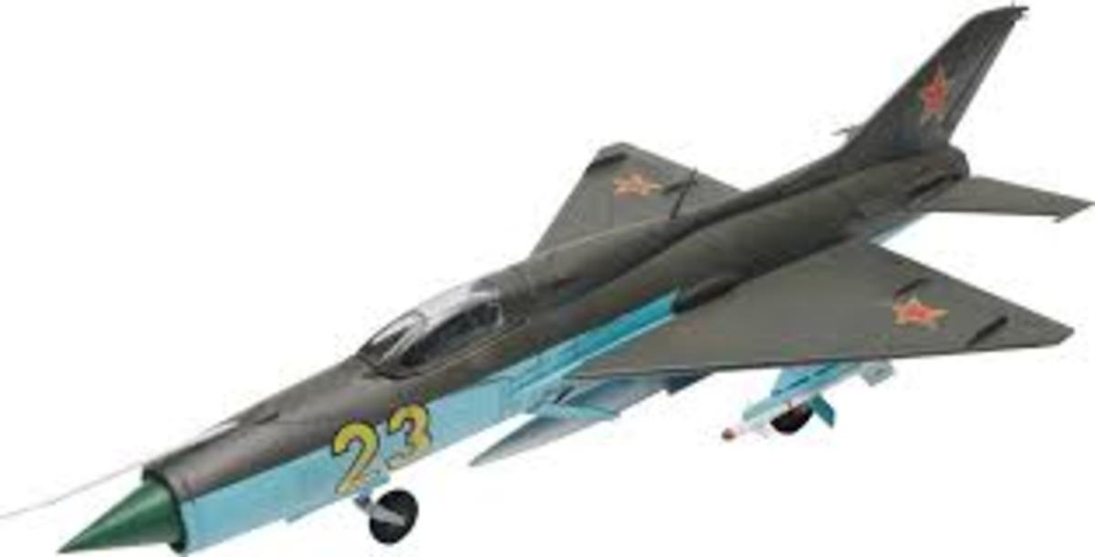 The MIG -21 Was the Mainstay of the Indian Air Force for Five Decades or More