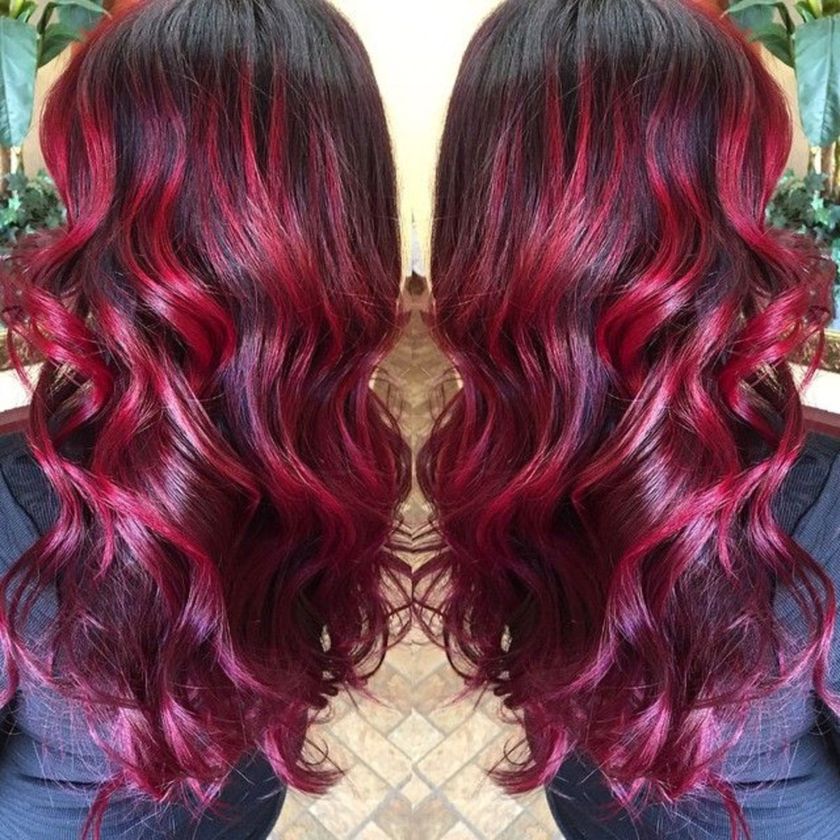 Rusk Hair Color