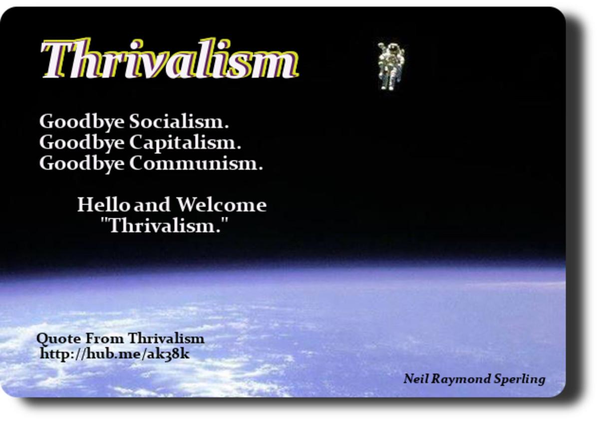 Thrivalism