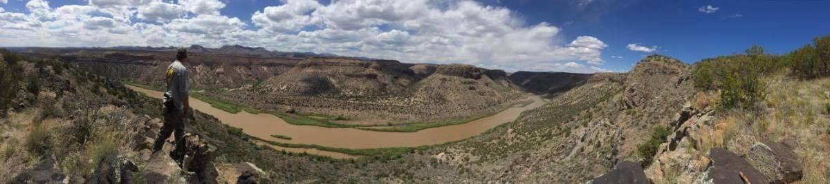 Rio Grande featuring: Scott
