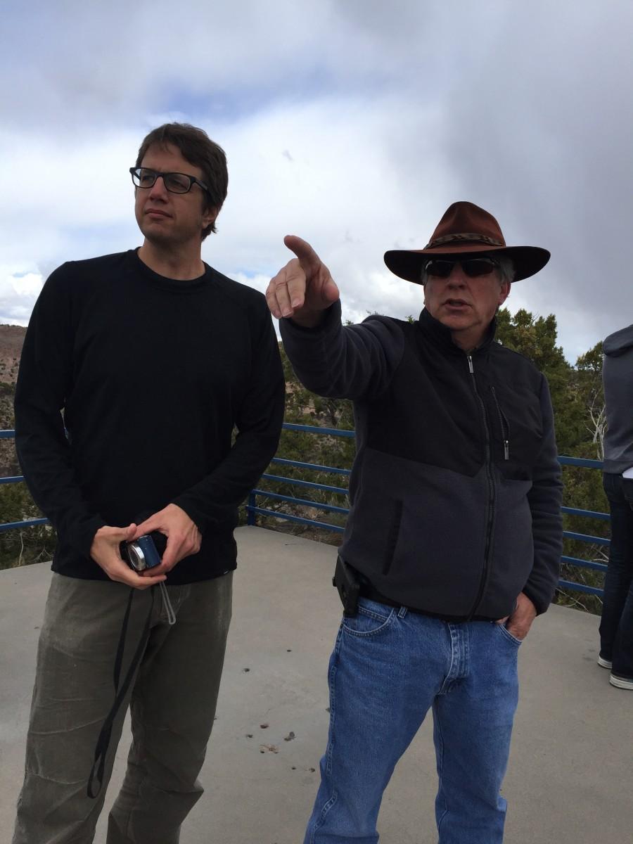 Bob Rodgers and Alex Viech