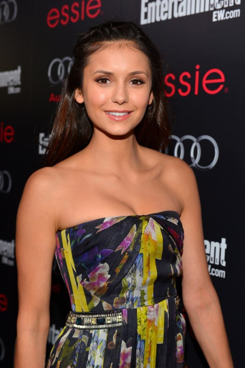 Nina Dobrev, the Bulgarian Canadian Actress and The Vampire Diaries Star