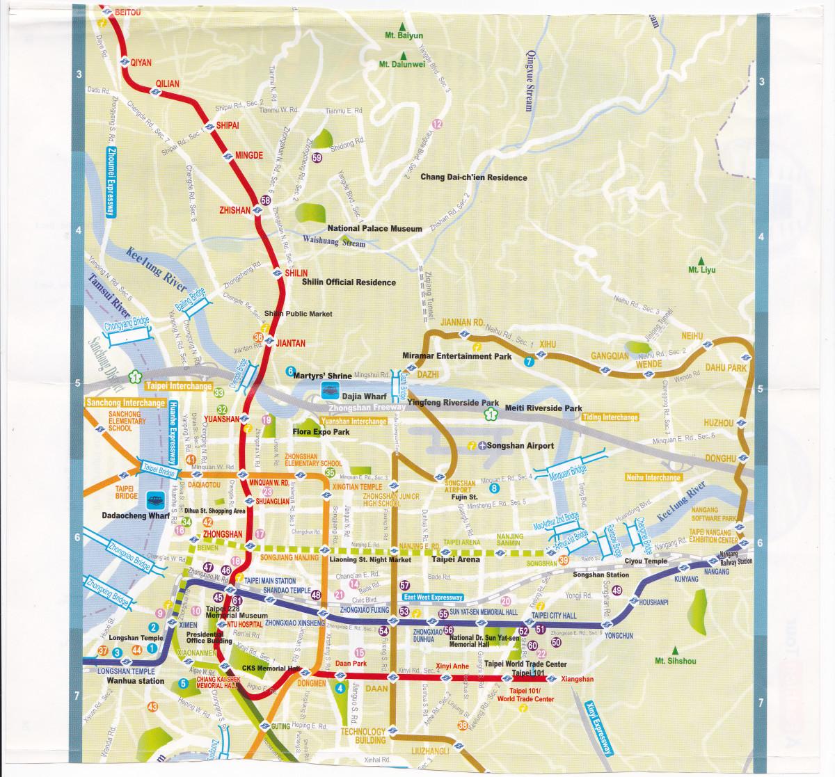 the-taipei-metro-a-tourist-guide