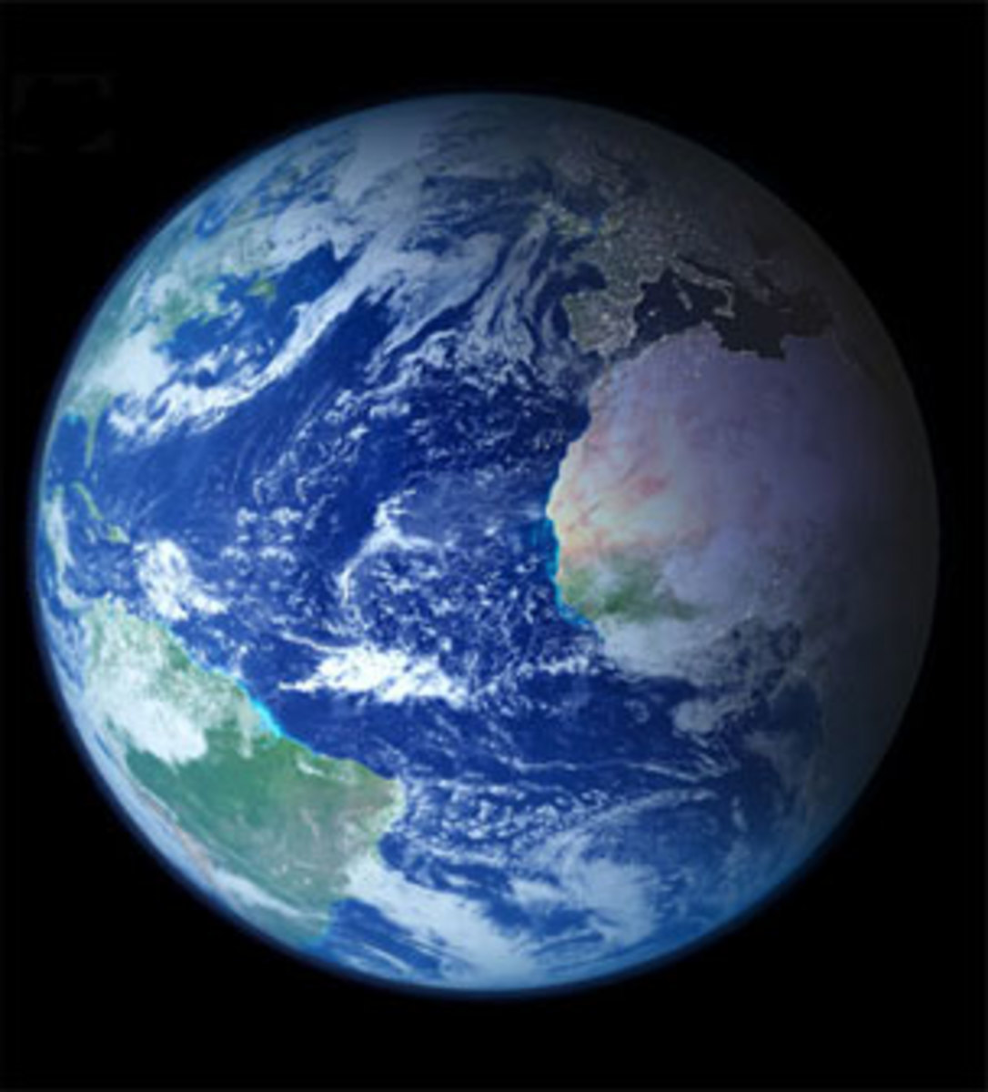 The planet Earth has been shown by our own astronomers and scientists to be the most abundant life source in our known galaxy, is it any wonder other civilizations have fought to control it for eons?