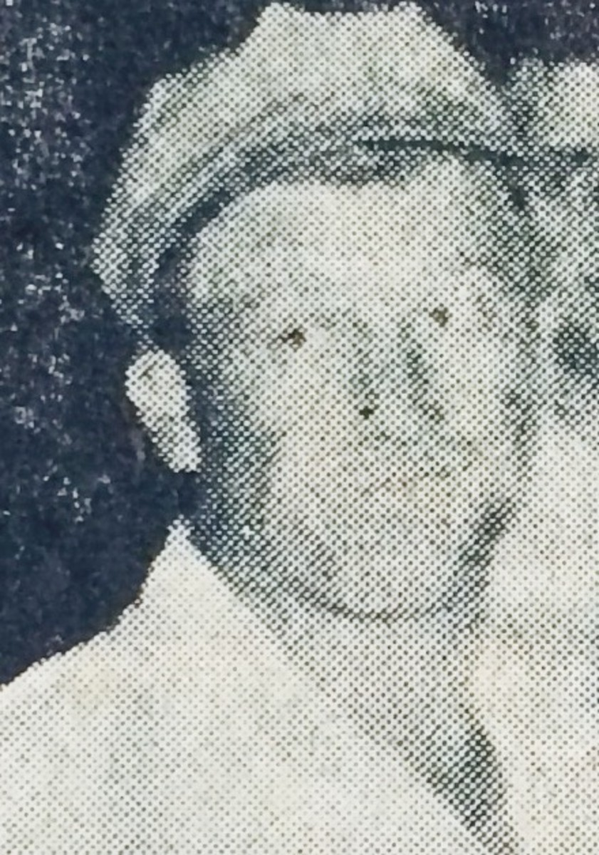 Thomas Everett Rutledge