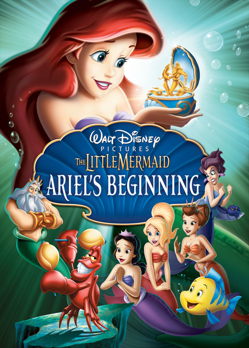 The Little Mermaid; Ariel's Beginning