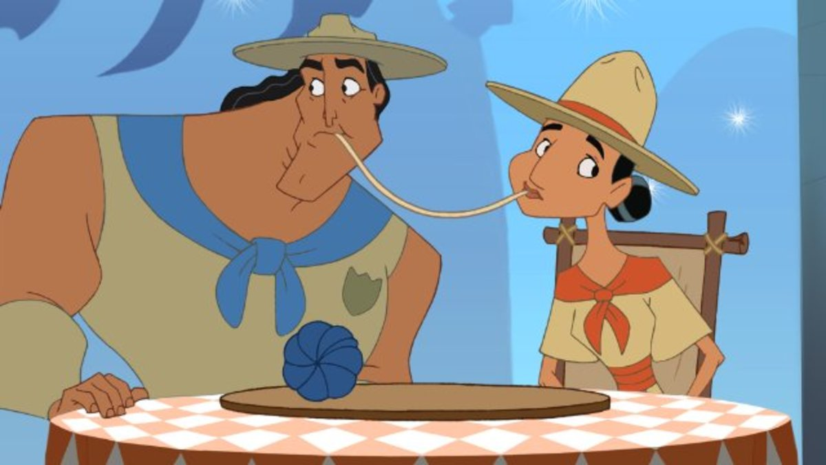 Kronk New Groove