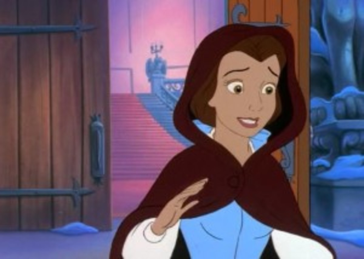 Belle from Belle's Magical World