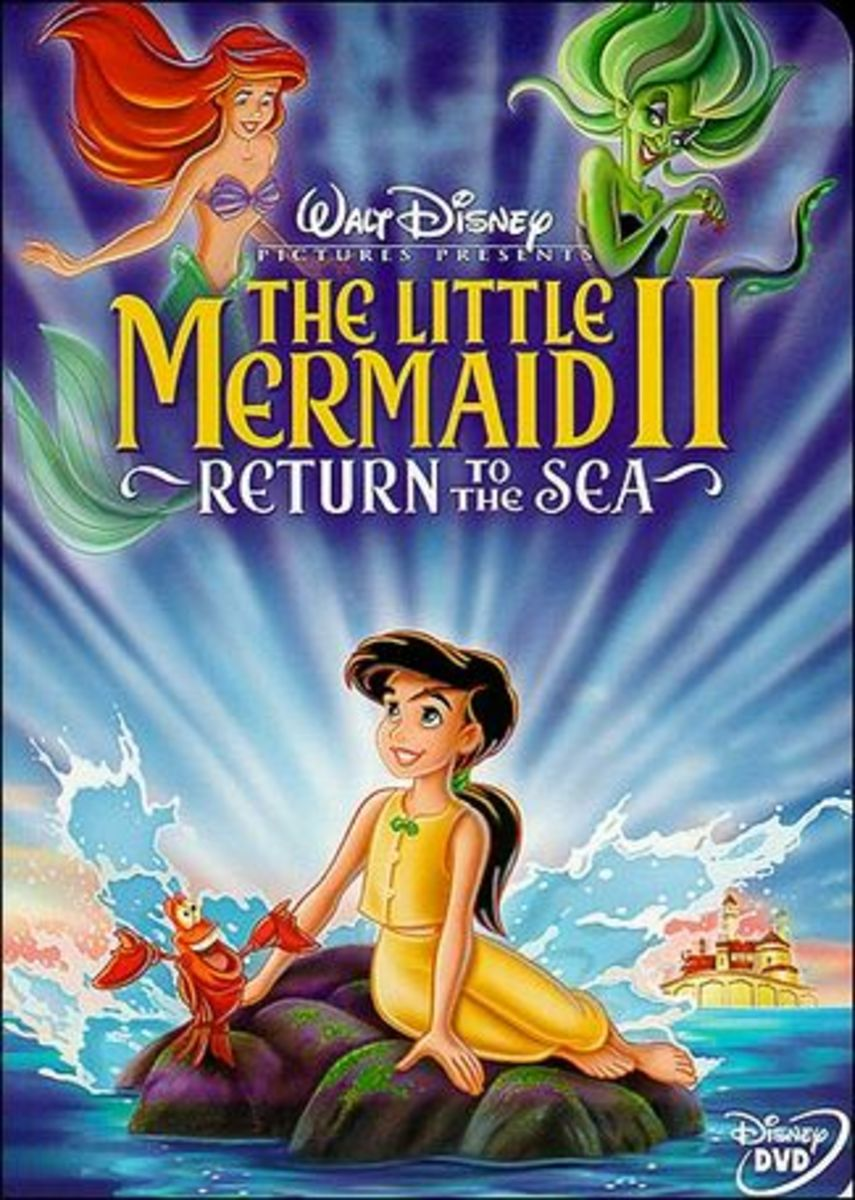 The Little Mermaid II; Return to the Sea