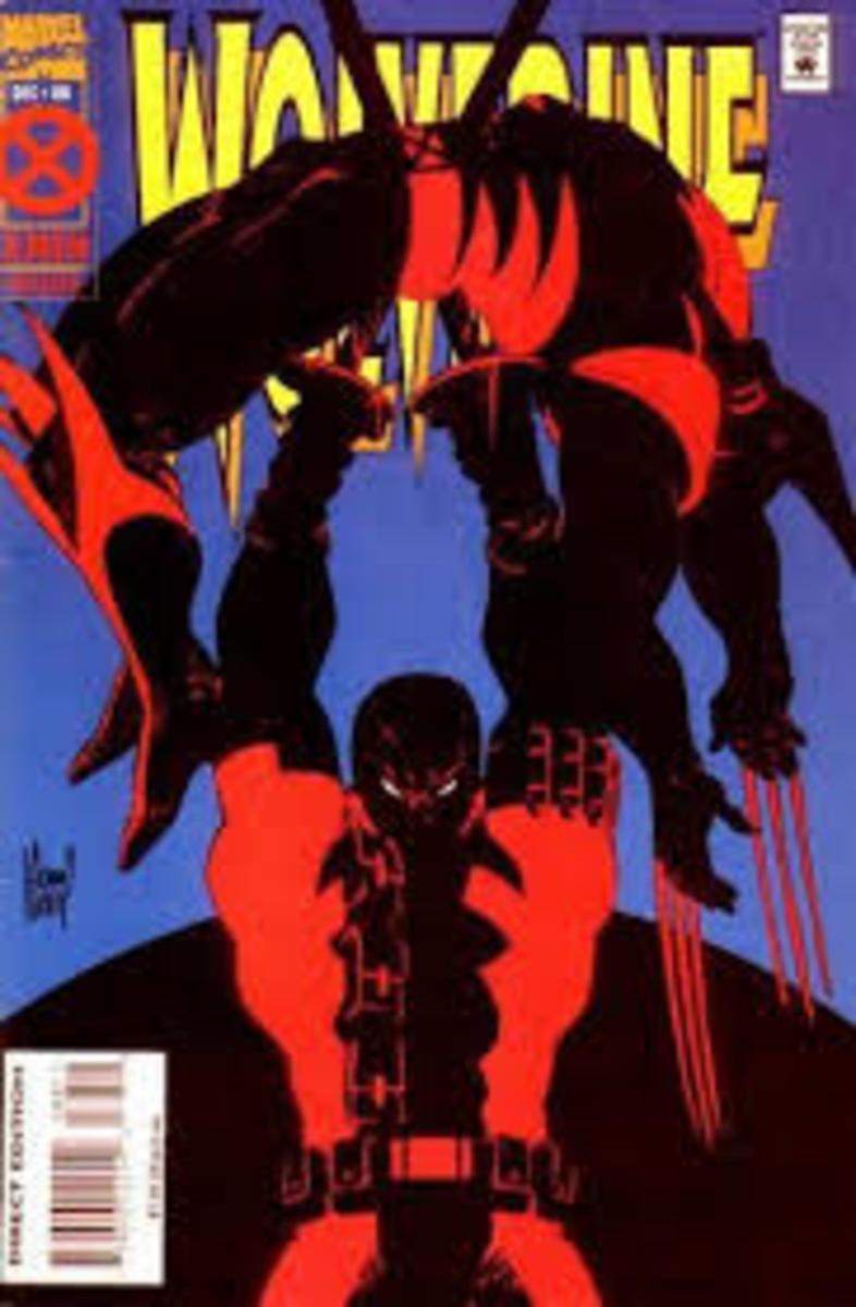 Wolverine # 88