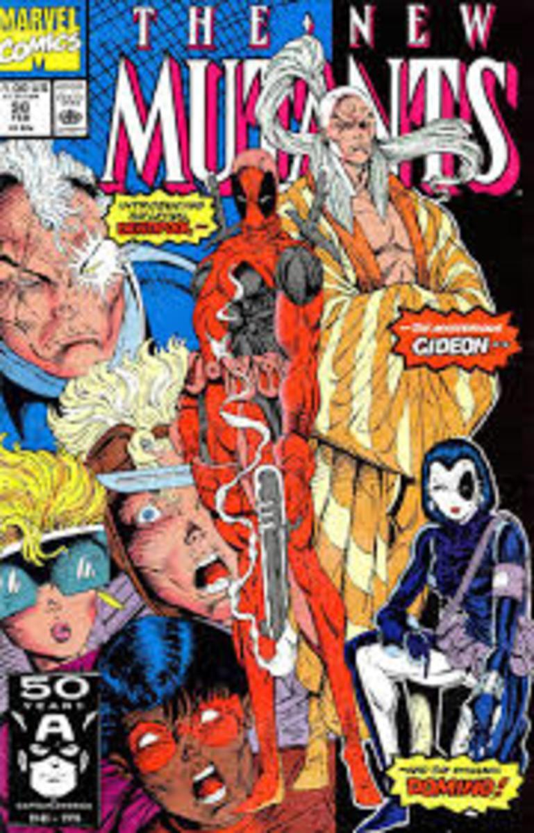 New Mutants # 98