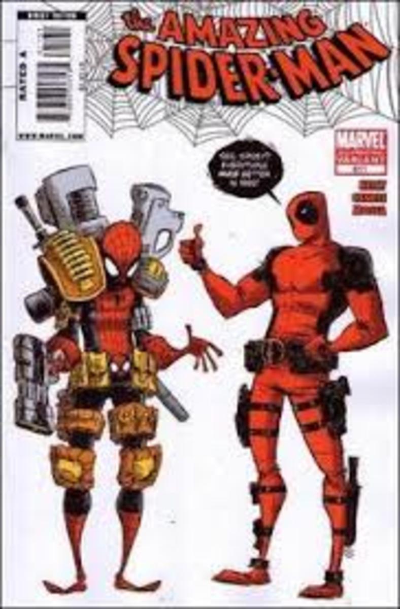 Amazing Spider-man 611