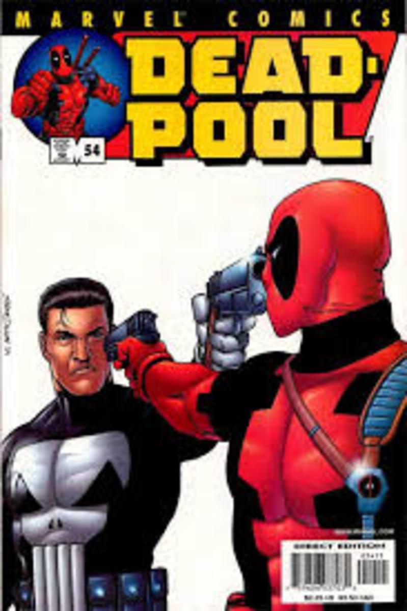 Deadpool # 54
