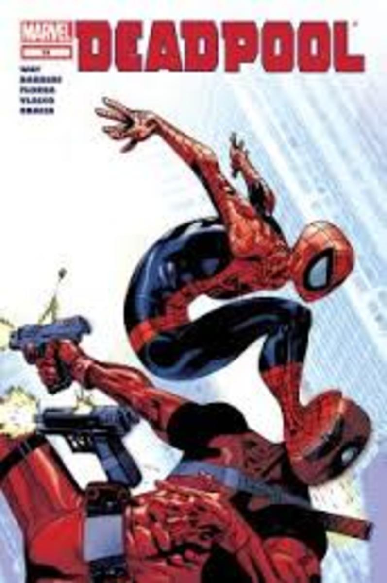 Deadpool # 19