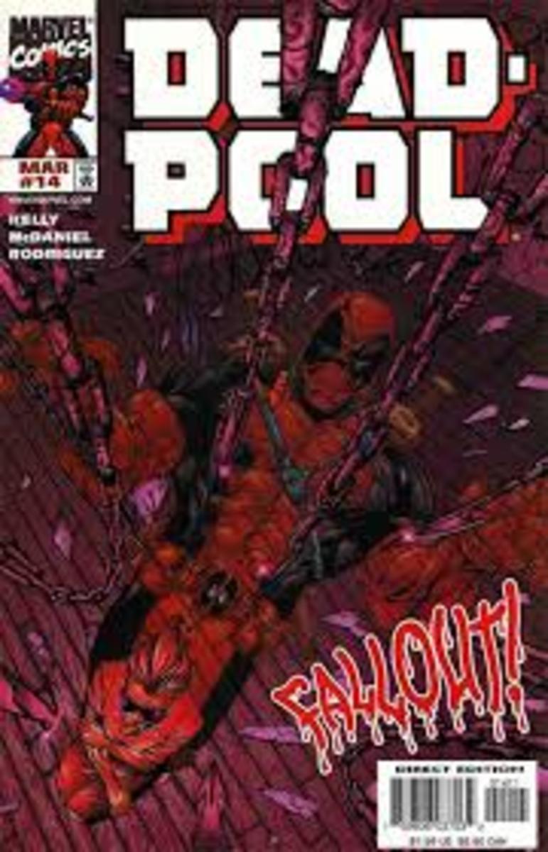 Deadpool # 14