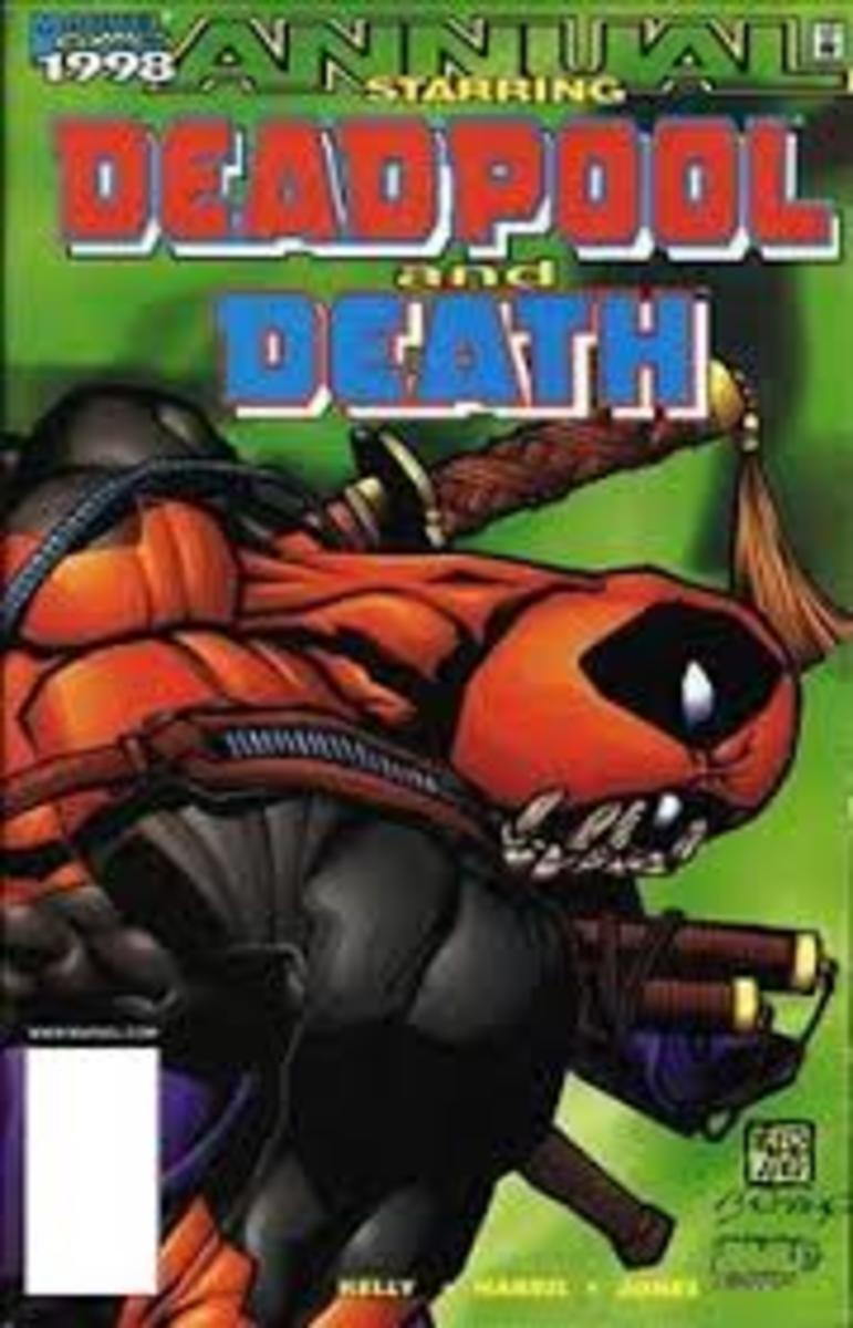 Deadpool and Death Annual 1998