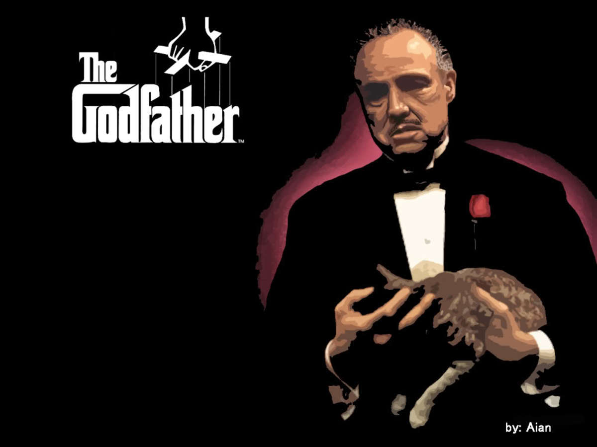 The original Godfather Corleone