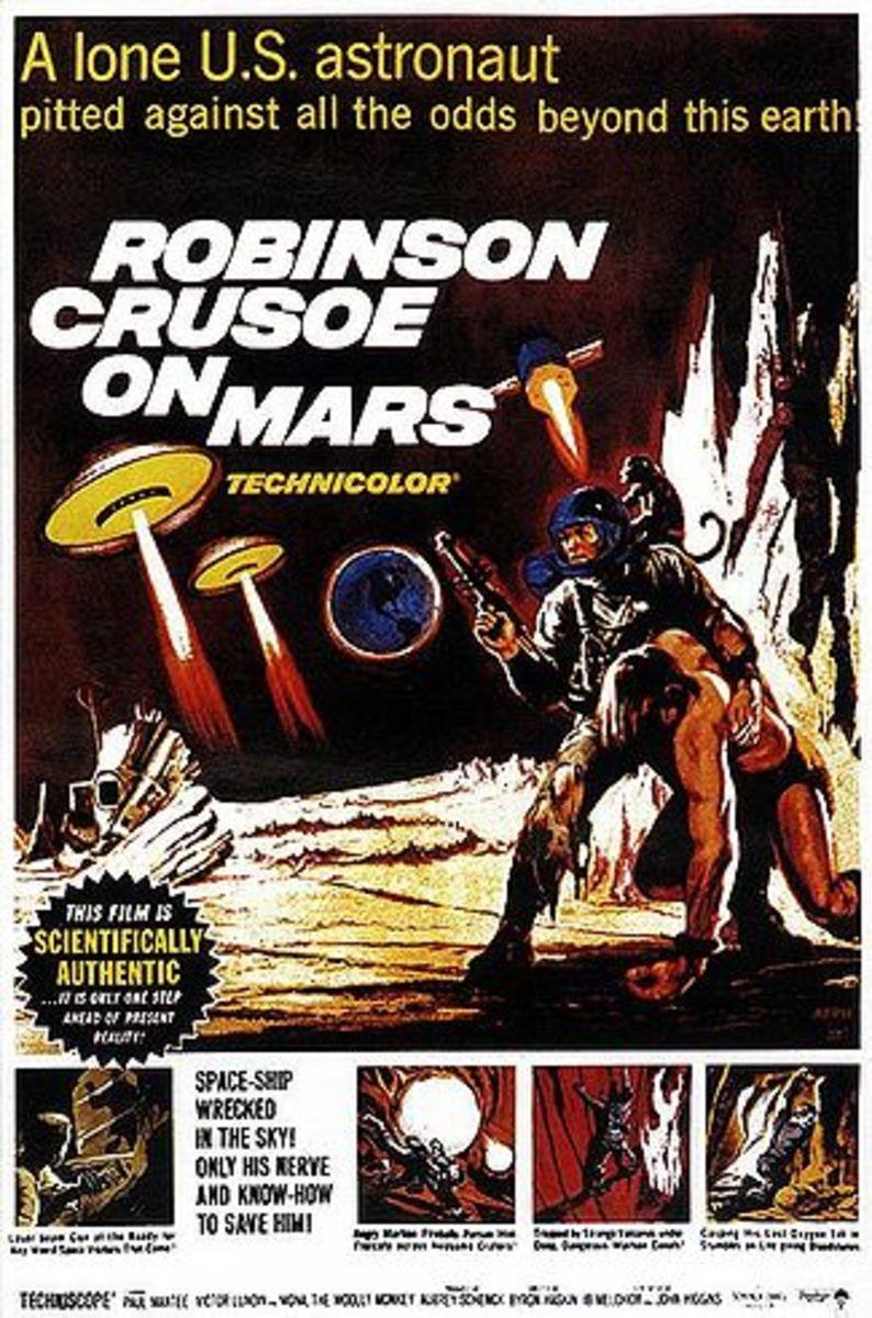 Three 60s Space Movies