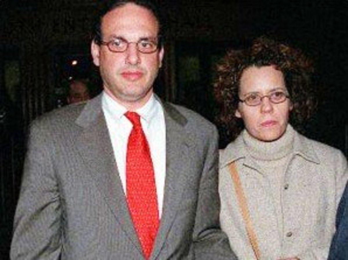 Dr. Bob Bierenbaum and wife Janet