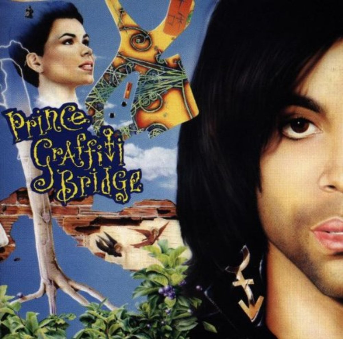 Prince's Graffiti Bridge movie was, in 1990, a commercial and critical disaster. The soundtrack did a bit better, but the sales were far from what he was once capable of.