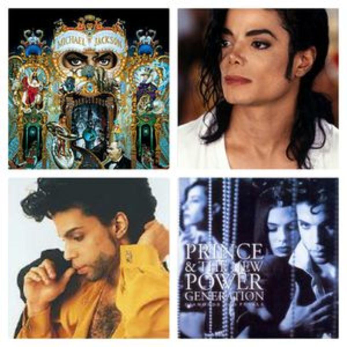 Prince v. Michael Jackson : Back to 1991