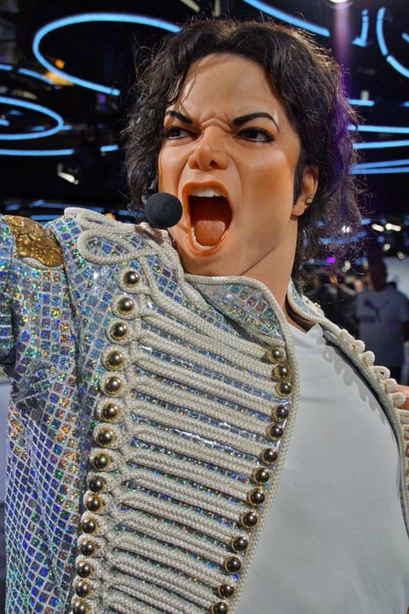 """""""The King of Pop, Rock and Soul"""""""