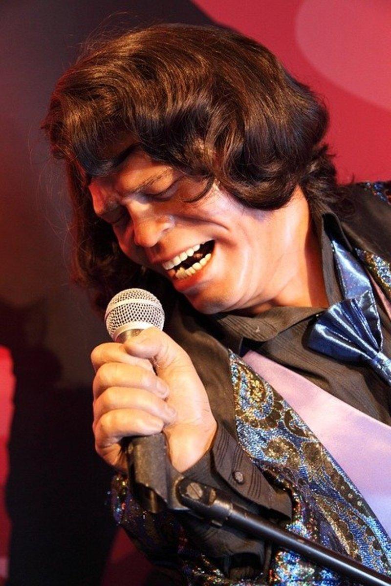 James Brown Concert
