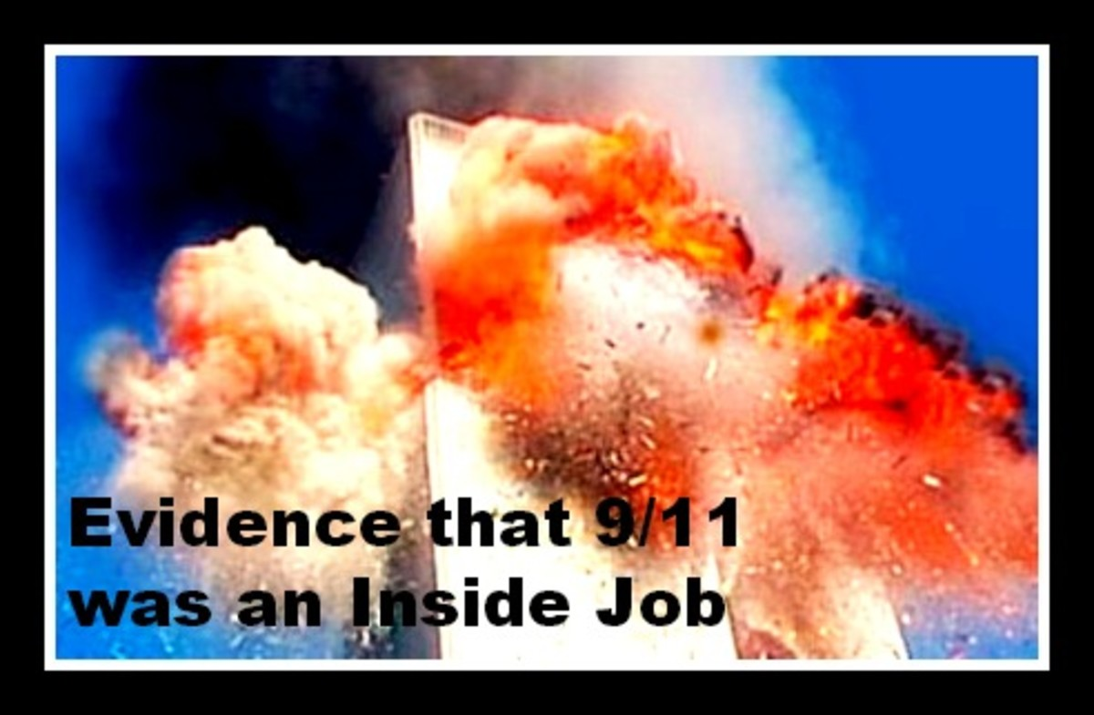Evidence that 9/11 was an Inside Job