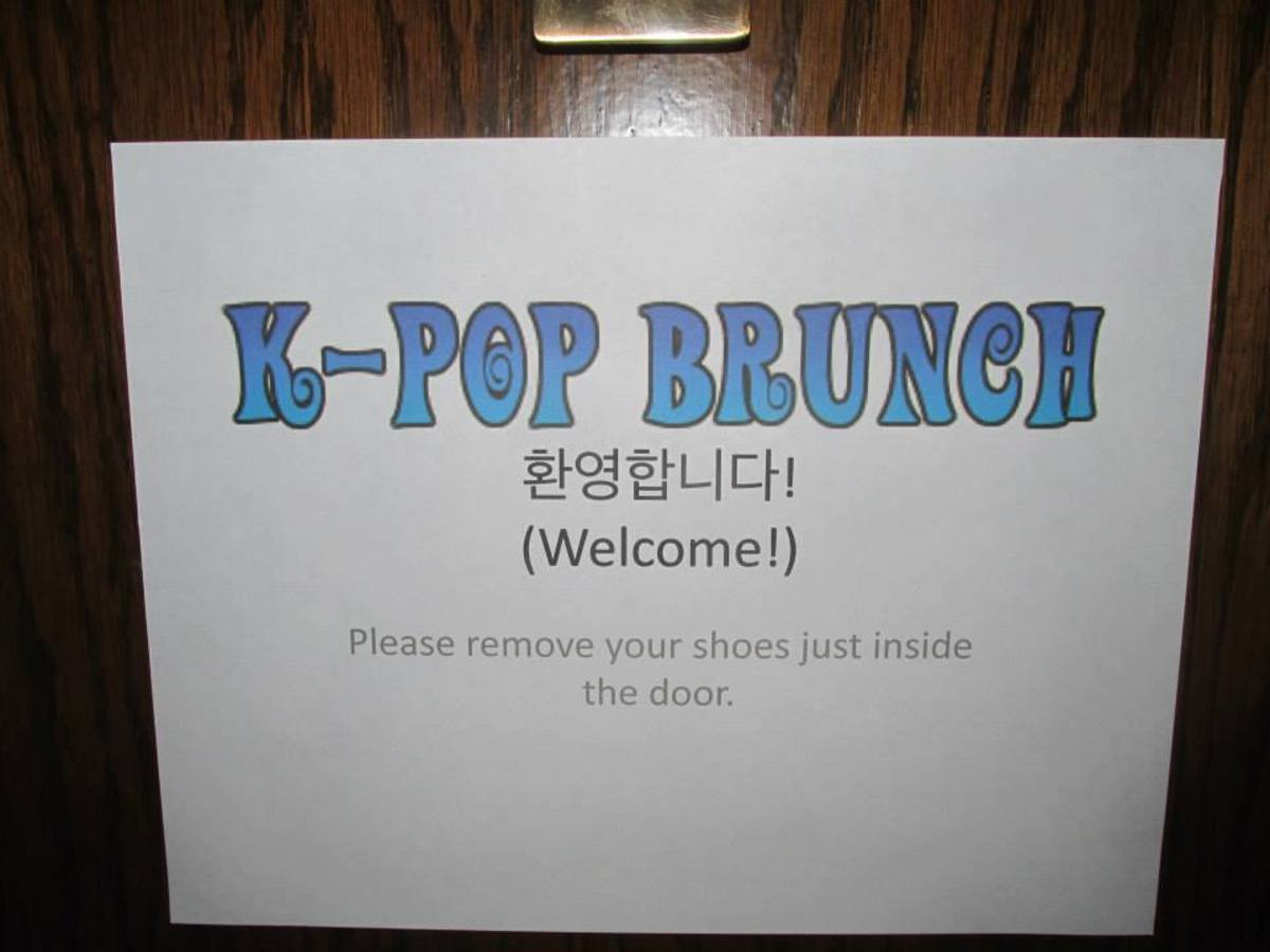 The Chicago Korean Language Meetup Group's 2014 K-Pop Brunch