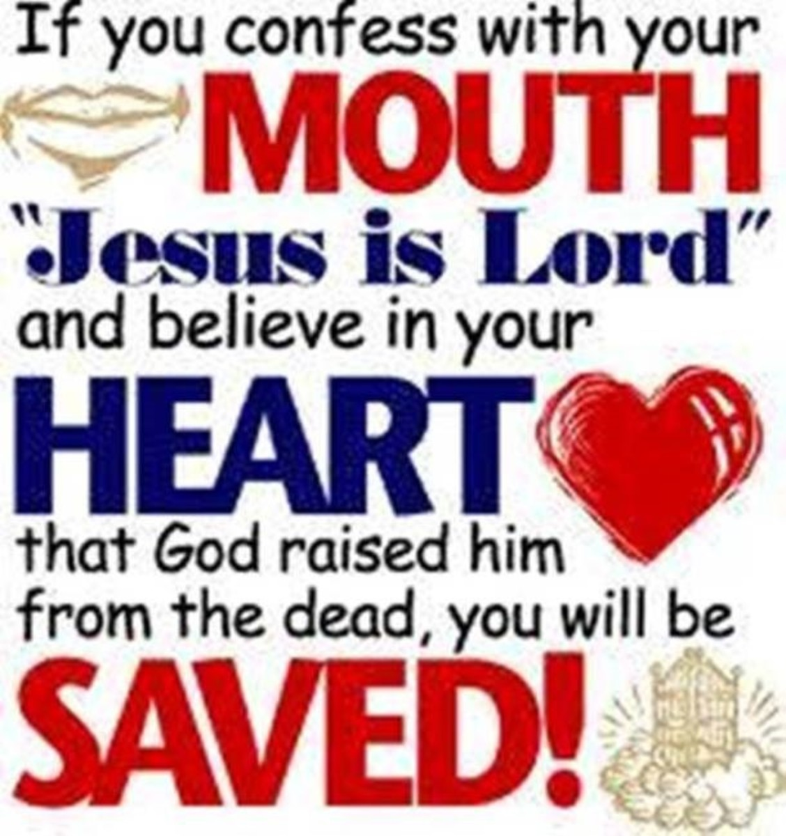 Hope in Jesus, the Son of Father Jehovah God!