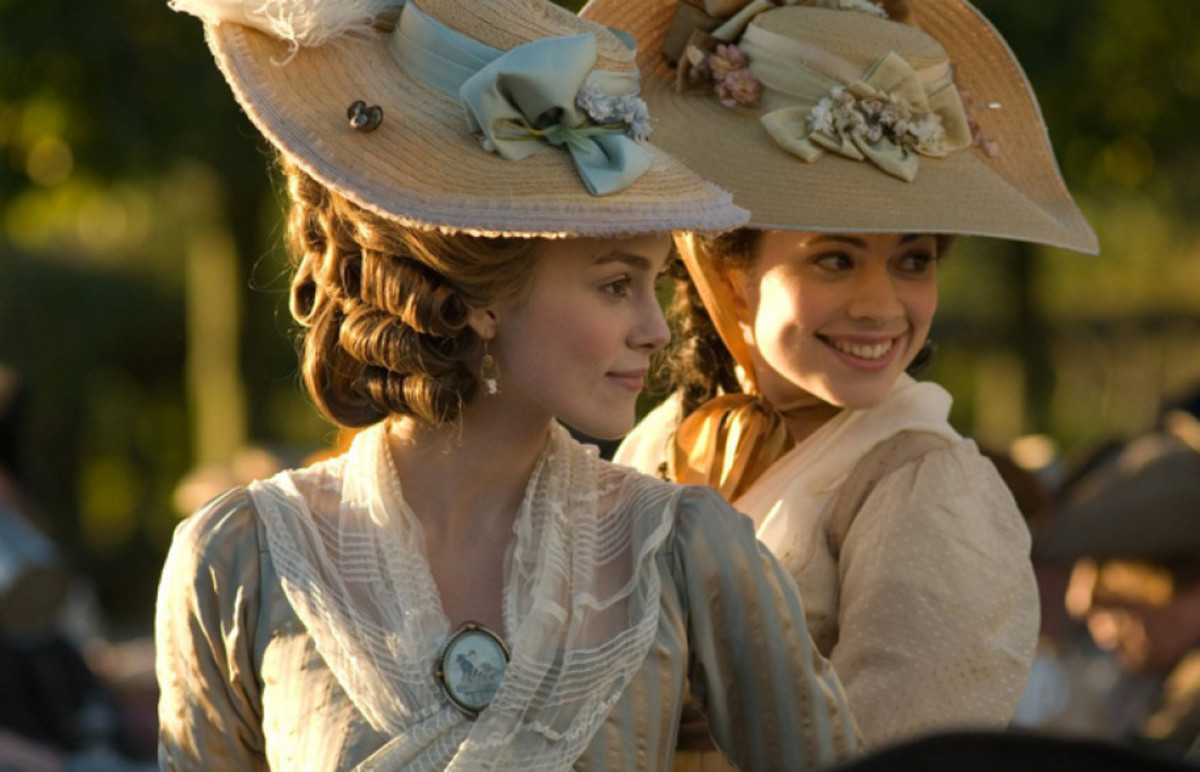 Keira Knightley Movies List | The Duchess