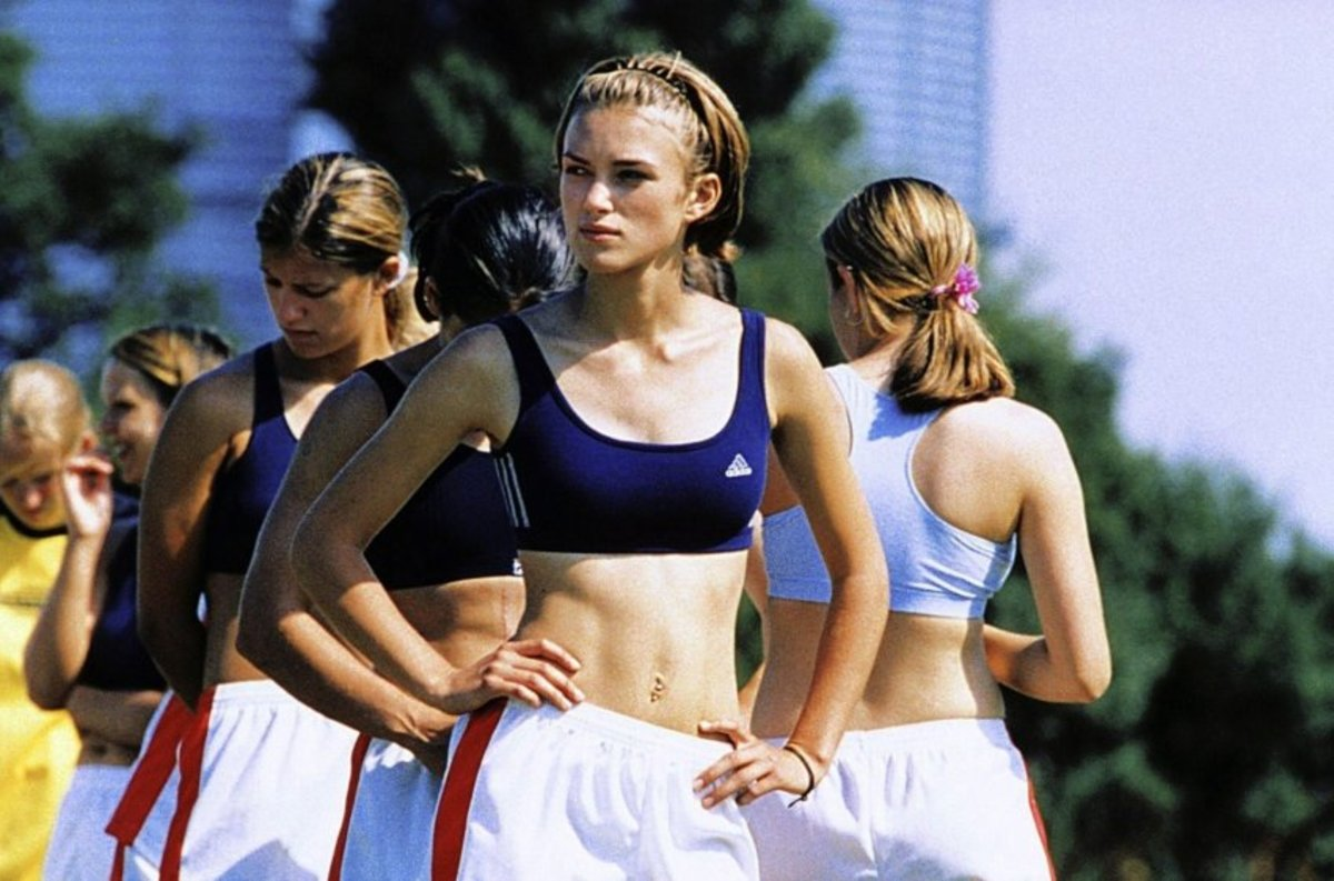 Keira Knightley Movies List  | Bend It Like Beckham