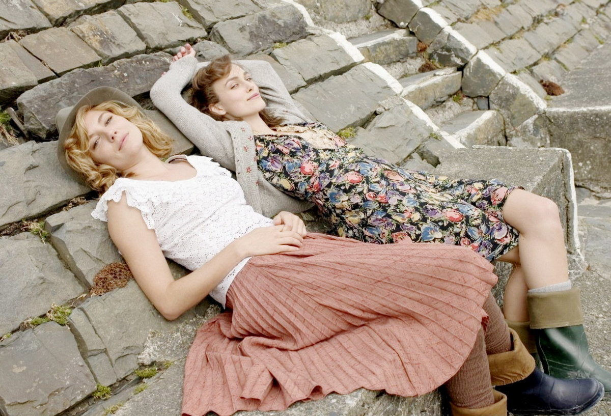 Keira Knightley Movies List   The Edge of Love