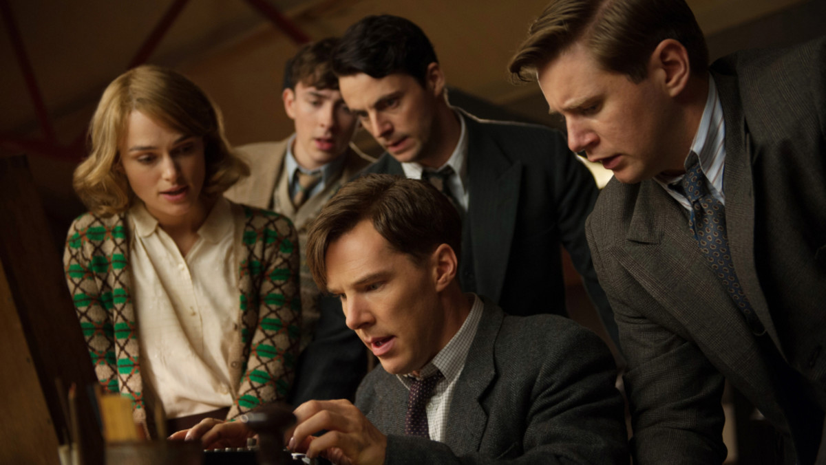 The Imitation Game | Keira Knightley Movies List