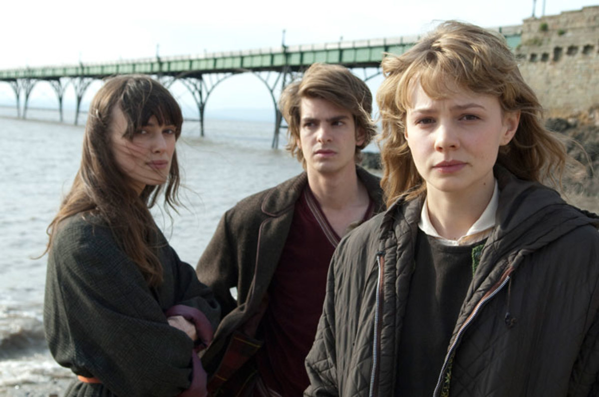 Keira Knightley Movies List | Never Let Me Go