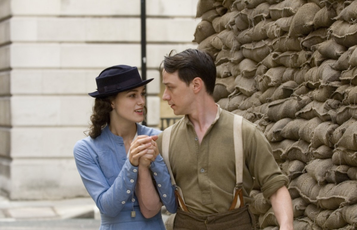 Keira Knightley Movies List | Atonement