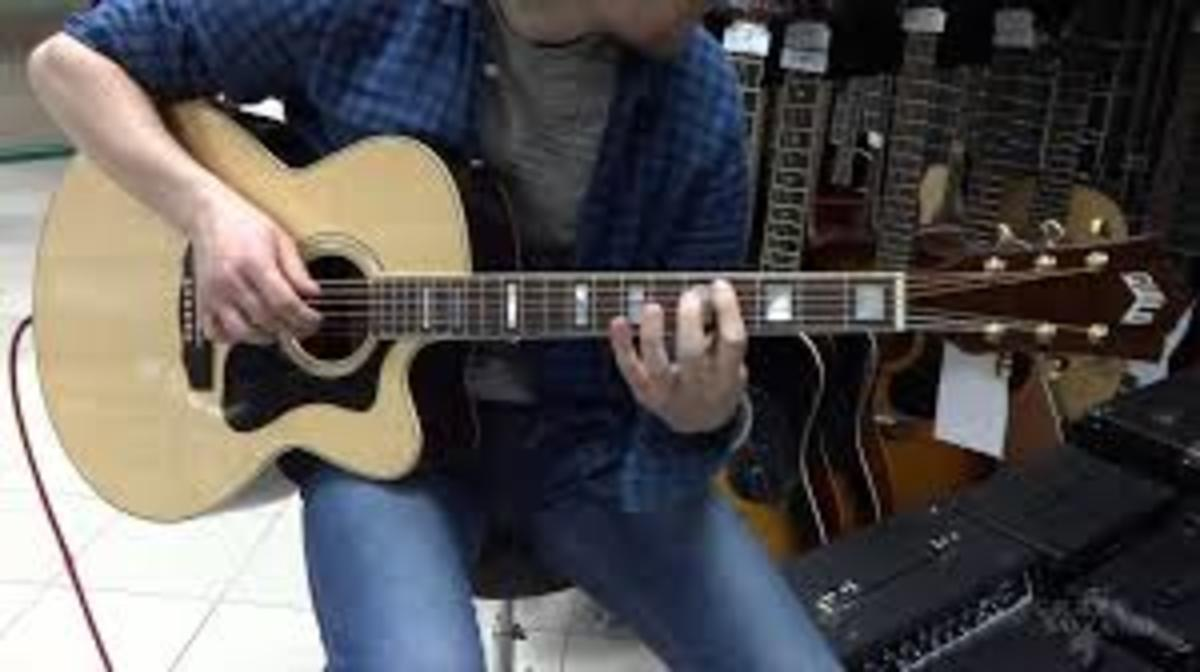 5 Best Value Jumbo Acoustic Guitars