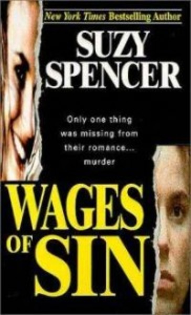 Wages of Sin by Suzy Spencer