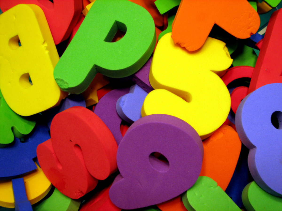 Colors Letters Numbers Synesthesia
