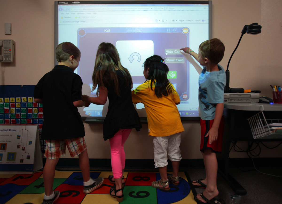 Can Interactive Whiteboards Enhance Learning? Here's the Verdict!