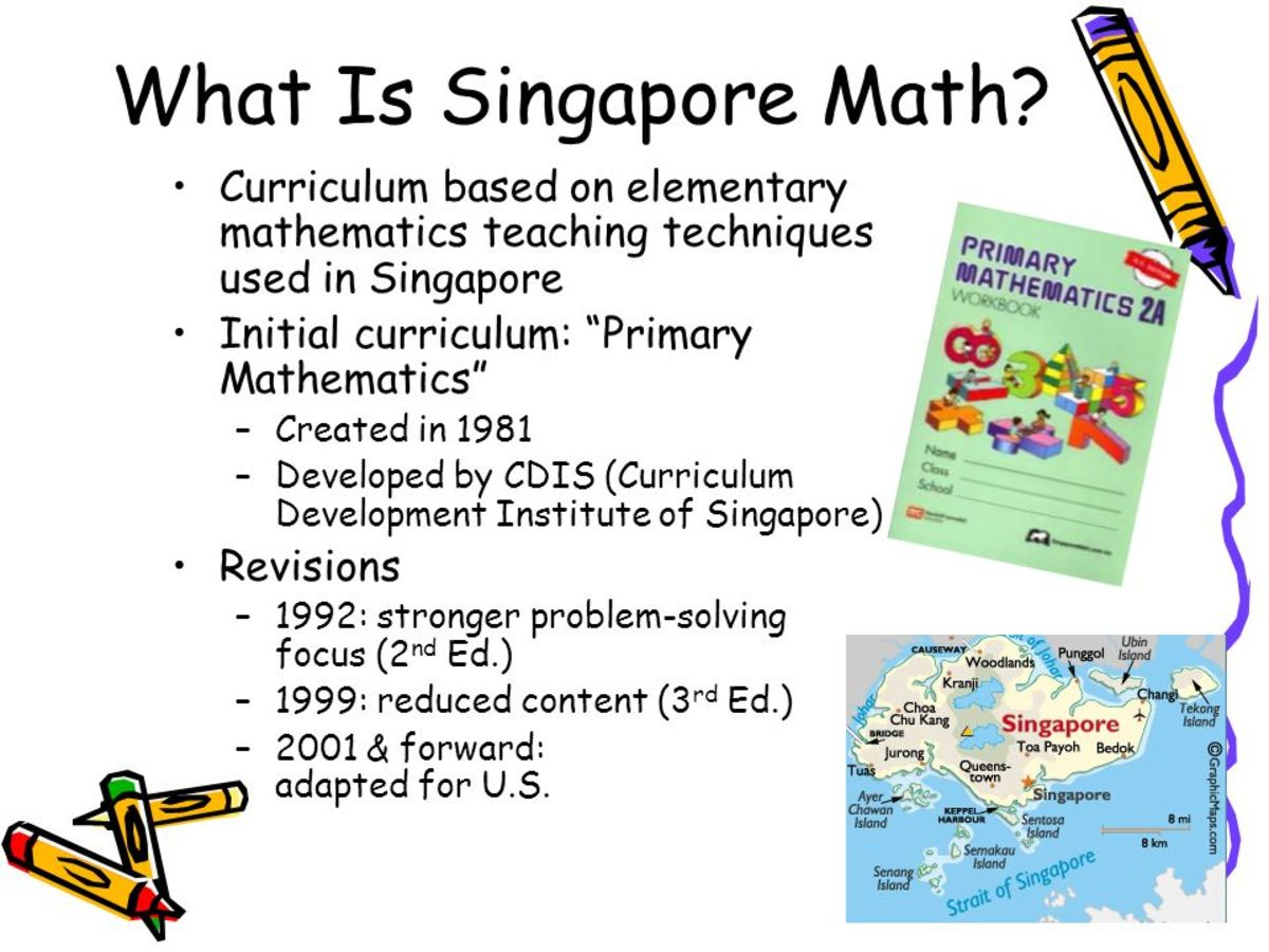 What's Singapore Math? - Why Singapore's Children are so Good at Math!